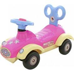 Машина-каталка molto для девочек Сабрина (7970_PLS)