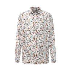 Льняная рубашка Sonrisa