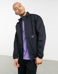 Черная выбеленная куртка Reebok Classics SUIT 99-Черный цвет
