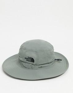 Зеленая шляпа The North Face Horizon Breeze Brimmer-Зеленый цвет