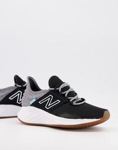 Черные кроссовки New Balance Running Roav-Черный цвет