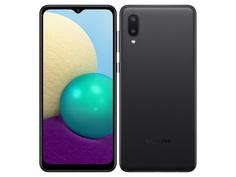 Сотовый телефон Samsung SM-A022GZ Galaxy A02 2/32Gb Black Выгодный набор + серт. 200Р!!!