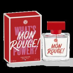 Парфюмерная вода MON ROUGE!, 50 мл Yves Rocher