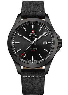 Швейцарские наручные мужские часы Swiss military SMA34077.10. Коллекция Automatic Collection