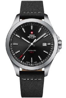 Швейцарские наручные мужские часы Swiss military SMA34077.07. Коллекция Automatic Collection