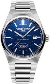 Швейцарские наручные мужские часы Frederique Constant FC-303N4NH6B. Коллекция Highlife Automatic