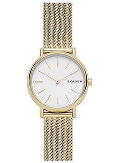 Швейцарские наручные женские часы Skagen SKW2693. Коллекция Mesh