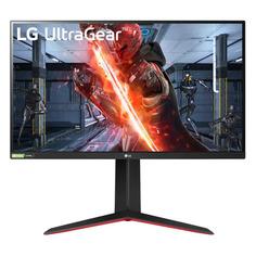 """Монитор игровой LG UltraGear 27GN850-B 27"""" черный/красный [27gn850-b.aruz]"""