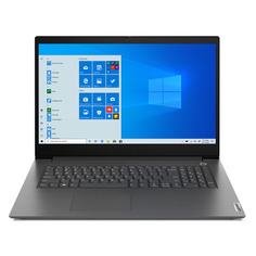 "Ноутбук LENOVO V17-IIL, 17.3"", IPS, Intel Core i7 1065G7 1.3ГГц, 8ГБ, 256ГБ SSD, NVIDIA GeForce MX330 - 2048 Мб, Windows 10 Professional, 82GX0081RU, серый"