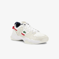 T-POINT 0721 1 G SFA OFF WHT/OFF WHT Lacoste