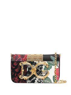 Dolce & Gabbana сумка через плечо с логотипом DG