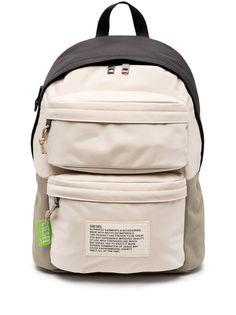 Diesel рюкзак в стиле колор-блок