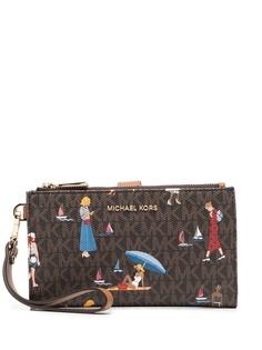 Michael Michael Kors сумка для смартфона Adele Jet-Set