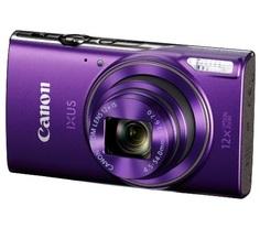 Цифровой фотоаппарат Canon Ixus 285HS Purple