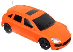 Радиоуправляемая машина 1toy Спортавто: Джип, 20 см, оранжевый (Т13834)
