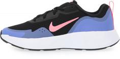 Кроссовки для девочек Nike Wearallday, размер 36.5