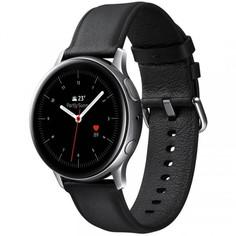 Умные часы Samsung Galaxy Watch Active2 сталь 40 мм (серебристый)