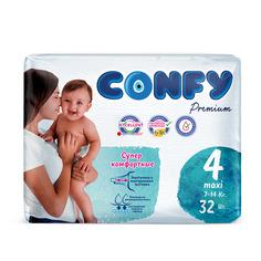 Подгузники CONFY Premium Maxi () шт.