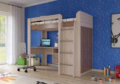 Детская кровать-чердак Степ Гранд Кволити