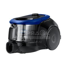 Пылесос с контейнером Samsung SC-18M2110SB, 1.8 кВт