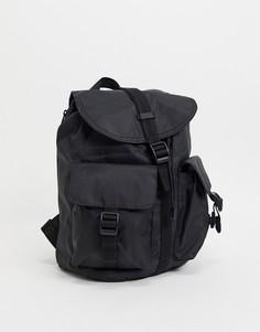 Рюкзак с карманами Herschel Supply Co Dawsons-Черный цвет