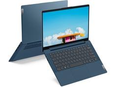 Ноутбук Lenovo IdeaPad 5 14IIL05 81YH00MRRK Выгодный набор + серт. 200Р!!! (Intel Core i3-1005G1 1.2GHz/8192Mb/256Gb SSD/Intel UHD Graphics/Wi-Fi/14/1920x1080/DOS)