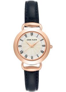 fashion наручные женские часы Anne Klein 3830RGNV. Коллекция Leather