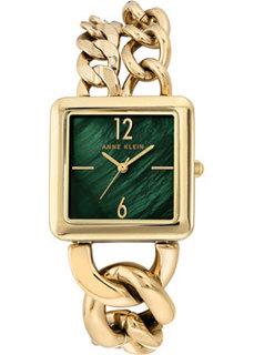 fashion наручные женские часы Anne Klein 3804OLGB. Коллекция Metals