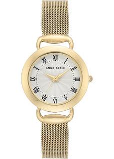 fashion наручные женские часы Anne Klein 3806SVGB. Коллекция Metals