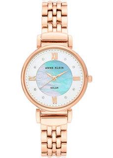 fashion наручные женские часы Anne Klein 3630MPRG. Коллекция Considered
