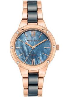 fashion наручные женские часы Anne Klein 3758NVRG. Коллекция Considered