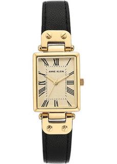 fashion наручные женские часы Anne Klein 3752CRBK. Коллекция Leather