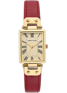 fashion наручные женские часы Anne Klein 3752CRRD. Коллекция Leather