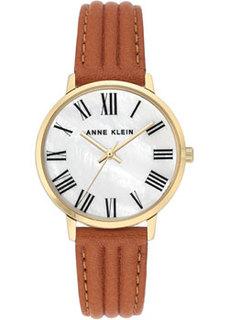 fashion наручные женские часы Anne Klein 3678MPHY. Коллекция Leather