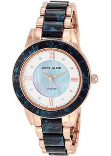 fashion наручные женские часы Anne Klein 3610RGNV. Коллекция Considered