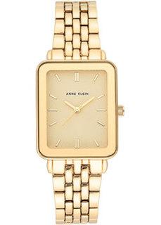 fashion наручные женские часы Anne Klein 3614CHGB. Коллекция Daily