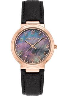fashion наручные женские часы Anne Klein 3712RGBK. Коллекция Considered