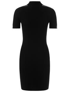 Платье трикотажное однотонное Michael Kors