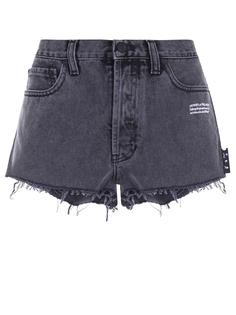 Шорты джинсовые Off White