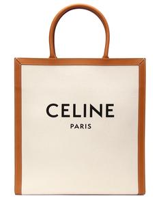 Сумка-тоут комбинированная Celine