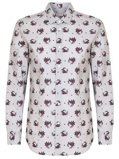 Рубашка Slim Fit хлопковая Marc Jacobs