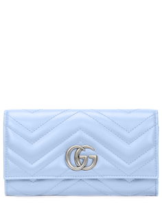 Портмоне кожаное GG Marmont Gucci