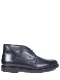 Ботинки кожаные на меху Fratelli Rossetti ONE