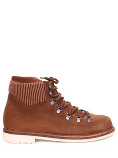 Ботинки замшевые Loro Piana