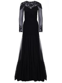 Платье вечернее со шлейфом Dolce & Gabbana