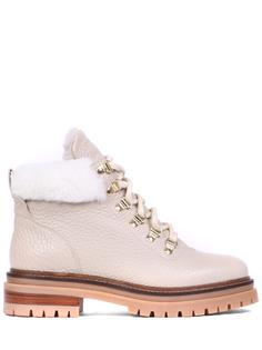 Ботинки кожаные на меху Stokton
