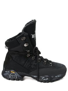 Ботинки комбинированные на меху Mid-treck Premiata