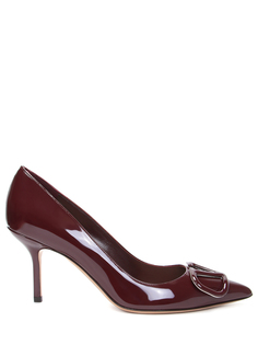 Туфли лодочки кожаные Valentino