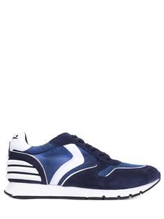 Кроссовки комбинированные Voile Blanche