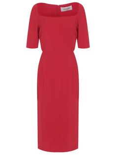 Платье-футляр Valentino